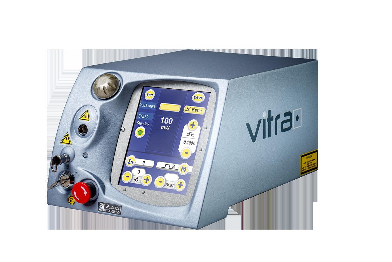 Лазерная система Virta (Quantel Medical)