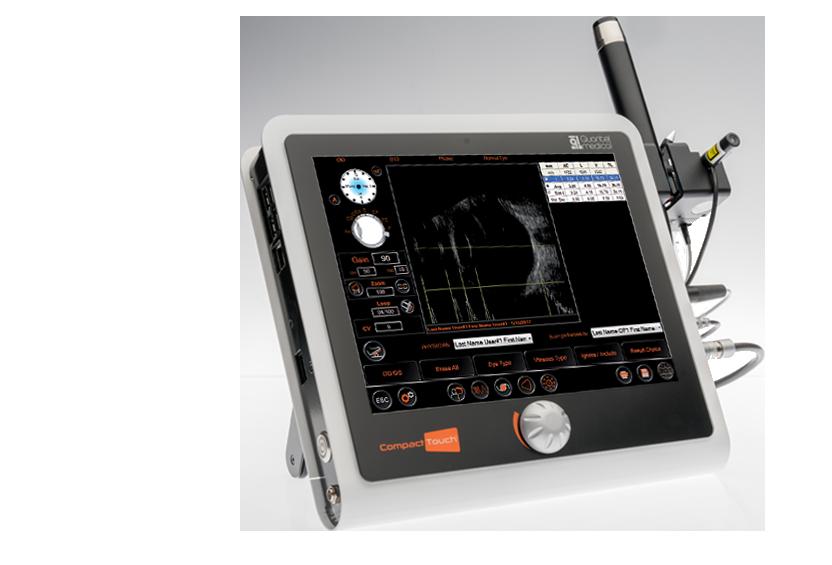 Ультразвуковой сканер Compact Toch (Quantel Medical)