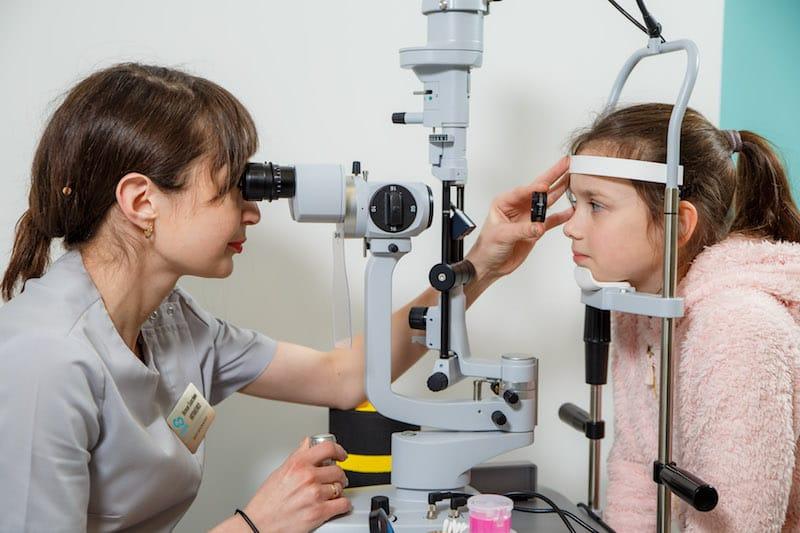 полтава детский офтальмолог Наталенко Наталія Олексіївна