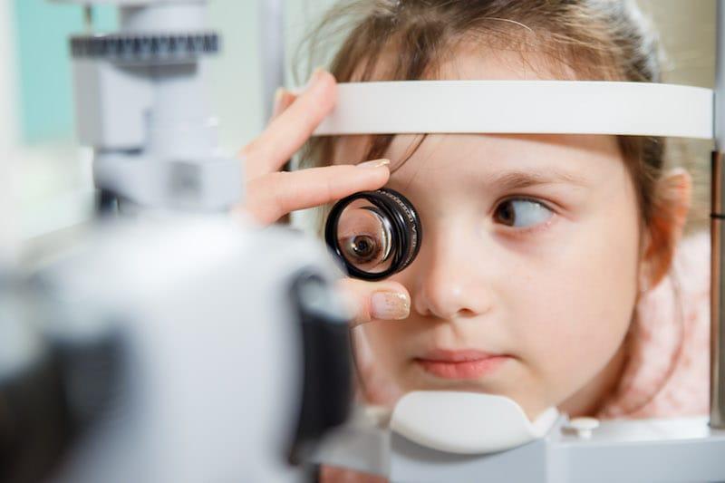 детский офтальмолог полтава